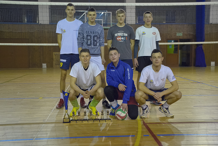 I miejsce – Team Volley